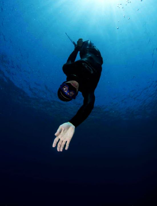 Stefan Randig, co-founder of Freedive Panglao